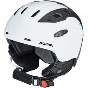 Alpina Snowmythos Helm blauw/zwart